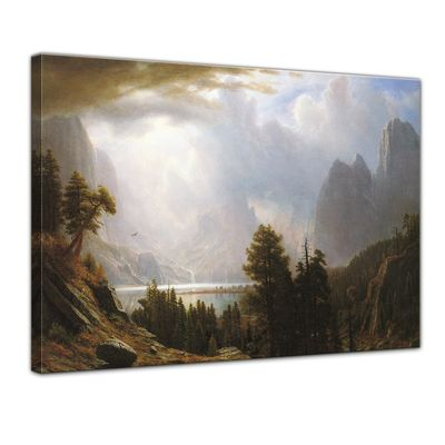 Albert Bierstadt - Landscape – Bild 1