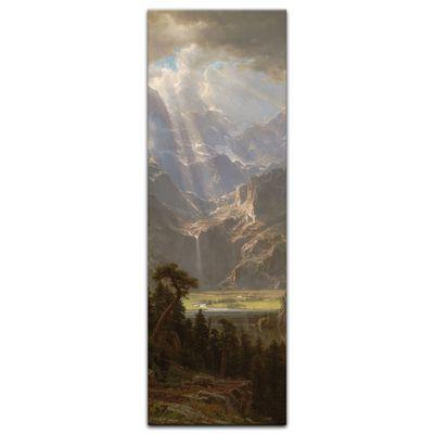 Kunstdruck - Alte Meister - Albert Bierstadt - Rocky Mountains, Lander's Peak – Bild 9