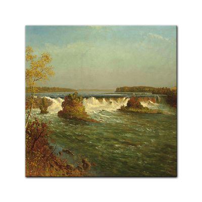 Albert Bierstadt - The Falls of Saint Anthony – Bild 4