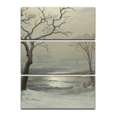 Albert Bierstadt - Winter in Yosemite – Bild 5