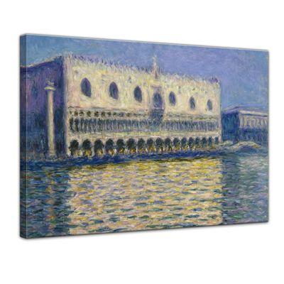 Claude Monet - Der Dogenpalast – Bild 1