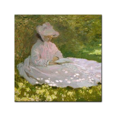 Claude Monet - Die Lesende – Bild 4