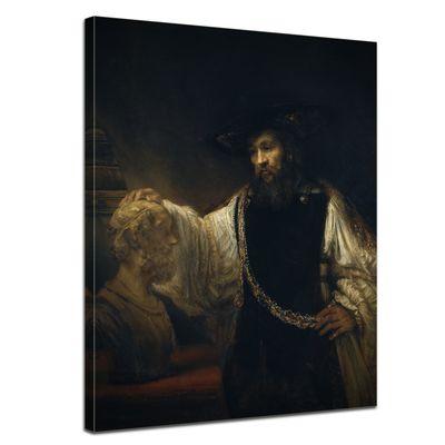 Rembrandt - Aristoteles mit einer Büste von Homer – Bild 1