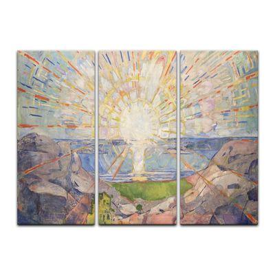 Edvard Munch - Die Sonne – Bild 4