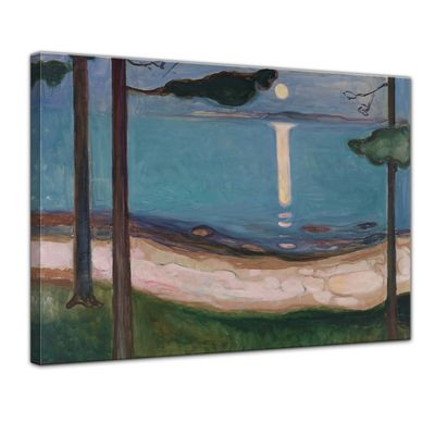 Edvard Munch - Moonlight I – Bild 1