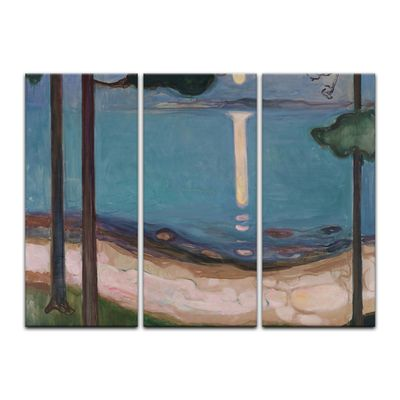 Edvard Munch - Moonlight I – Bild 3