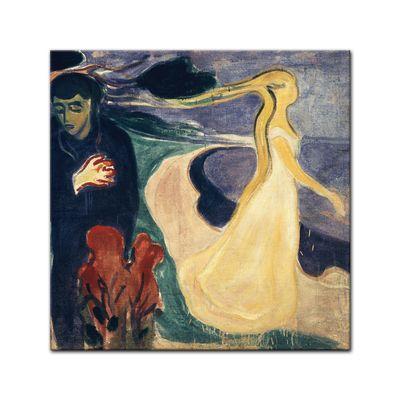 Kunstdruck - Alte Meister - Edvard Munch - Separation - Trennung – Bild 3