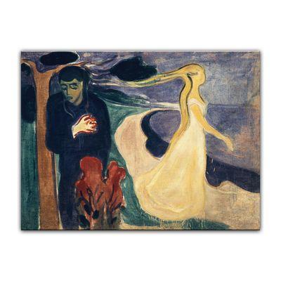 Kunstdruck - Alte Meister - Edvard Munch - Separation - Trennung – Bild 2