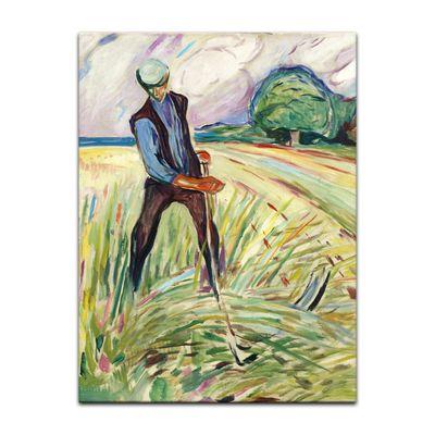 Edvard Munch - The Haymaker – Bild 3