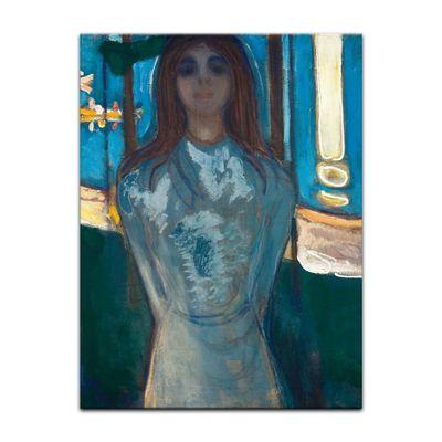Edvard Munch - The Voice, Summer Night – Bild 4