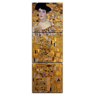 Kunstdruck - Alte Meister - Gustav Klimt - Adele Bloch - Bauer I – Bild 5