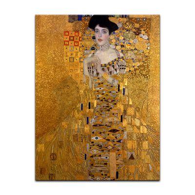 Gustav Klimt - Adele Bloch - Bauer I – Bild 9