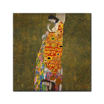 Gustav Klimt - Die Hoffnung II – Bild 6