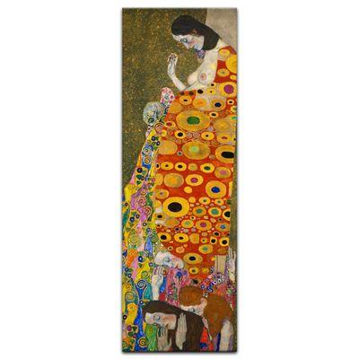 Kunstdruck - Alte Meister - Gustav Klimt - Die Hoffnung II – Bild 4