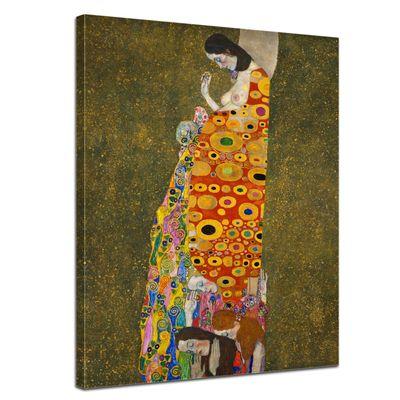 Gustav Klimt - Die Hoffnung II