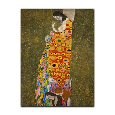 Gustav Klimt - Die Hoffnung II – Bild 2