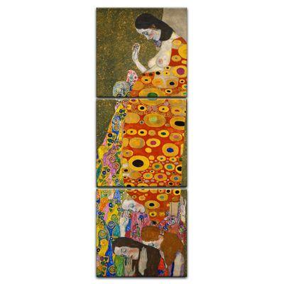 Kunstdruck - Alte Meister - Gustav Klimt - Die Hoffnung II – Bild 5