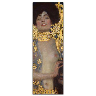 Kunstdruck - Alte Meister - Gustav Klimt - Judith I (und der Kopf des Holofernes) – Bild 5