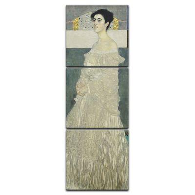 Kunstdruck - Alte Meister - Gustav Klimt - Porträt der Margaret Stonborough-Wittgenstein – Bild 3