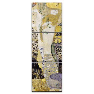 Gustav Klimt - Wasserschlangen I (1904-07) – Bild 3
