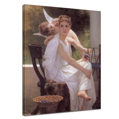William-Adolphe Bouguereau - Arbeitspause – Bild 1