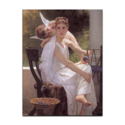 William-Adolphe Bouguereau - Arbeitspause – Bild 2