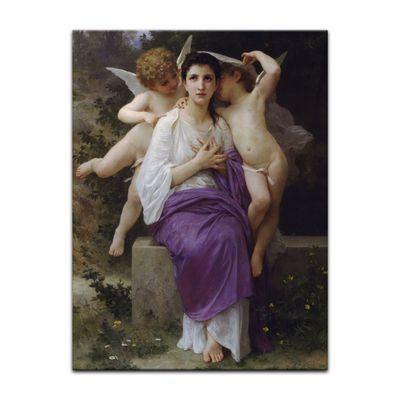 William-Adolphe Bouguereau - Das erwachende Herz – Bild 2