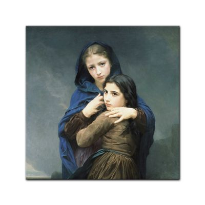 William-Adolphe Bouguereau - Der Sturm – Bild 3