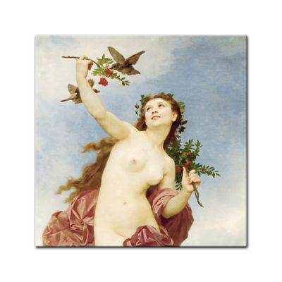 William-Adolphe Bouguereau - Der Tag – Bild 3