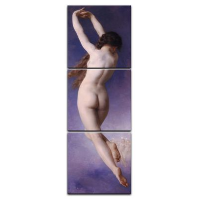 Leinwandbild - Alte Meister - William-Adolphe Bouguereau - Die verlorene Plejade – Bild 6