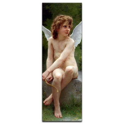 William-Adolphe Bouguereau - Love on the Look Out – Bild 4