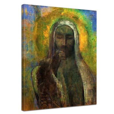 Odilon Redon - Christus in der Stille – Bild 1