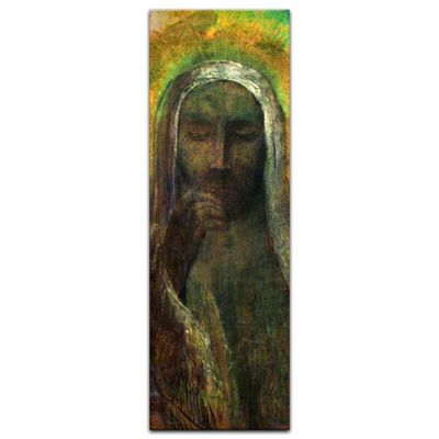 Odilon Redon - Christus in der Stille – Bild 4
