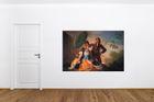SALE Fototapete Francisco de Goya - Alte Meister - Der Sonnenschirm - 90 cm x 60 cm - farbig 001