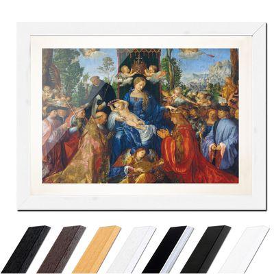 Albrecht Dürer - Rosenkranzfest – Bild 8