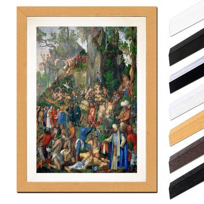 Albrecht Dürer - Marter der zehntausend Christen – Bild 6