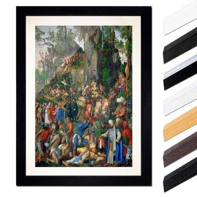 Albrecht Dürer - Marter der zehntausend Christen – Bild 1
