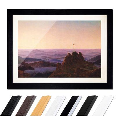 Caspar David Friedrich - Morgen im Riesengebirge – Bild 1