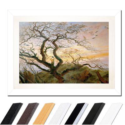 Caspar David Friedrich - Der Baum der Krähen – Bild 2