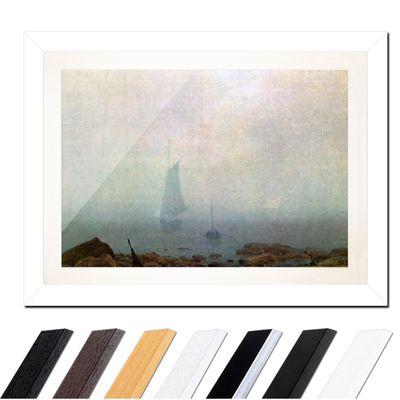 Caspar David Friedrich - Meeresstrand im Nebel – Bild 2