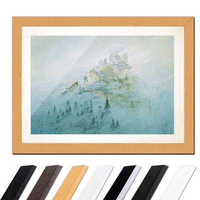 Caspar David Friedrich - Morgennebel im Gebirge – Bild 6