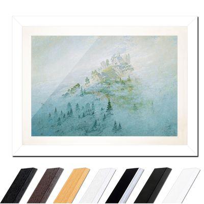 Caspar David Friedrich - Morgennebel im Gebirge – Bild 2