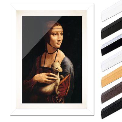 Leonardo da Vinci - Die Dame mit dem Hermelin – Bild 2