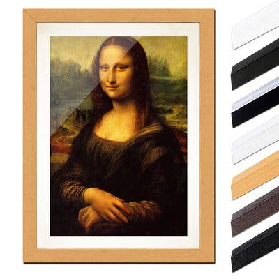 Leonardo da Vinci - Mona Lisa – Bild 6
