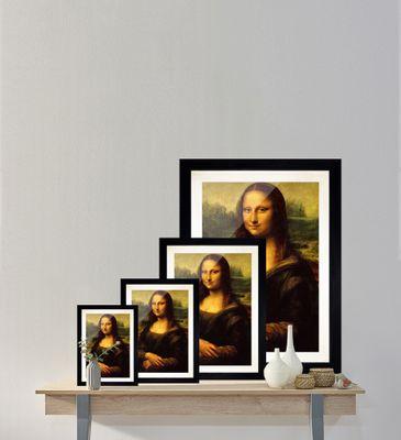 Leonardo da Vinci - Mona Lisa – Bild 10