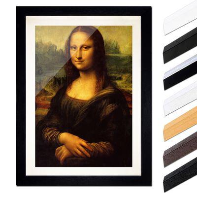 Leonardo da Vinci - Mona Lisa – Bild 1
