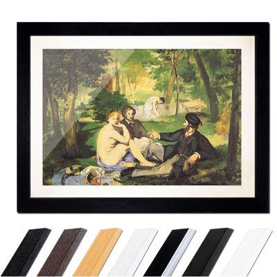 Édouard Manet - Das Frühstück im Grünen – Bild 1