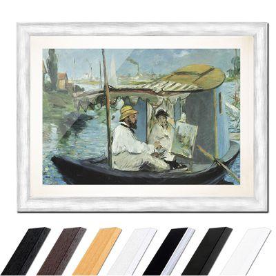 Édouard Manet - Die Barke – Bild 5