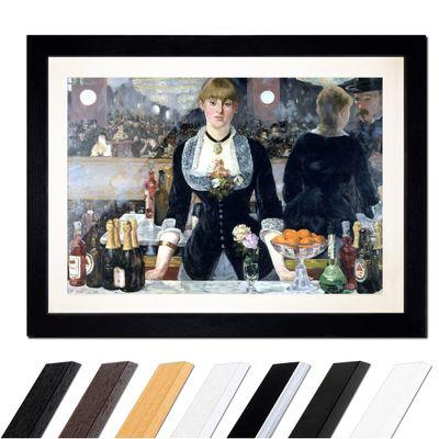 Édouard Manet - Bar in den Folies-Bergère