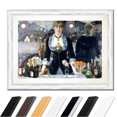 Édouard Manet - Bar in den Folies-Bergère – Bild 5